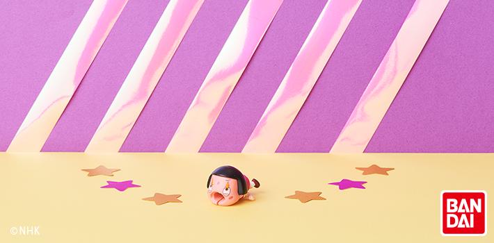 ケーブルバイト チコちゃんに叱られる チコちゃんシカリガオ 使用イメージ01