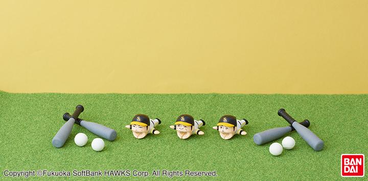 ケーブルバイト 福岡ソフトバンクホークス 使用イメージ01
