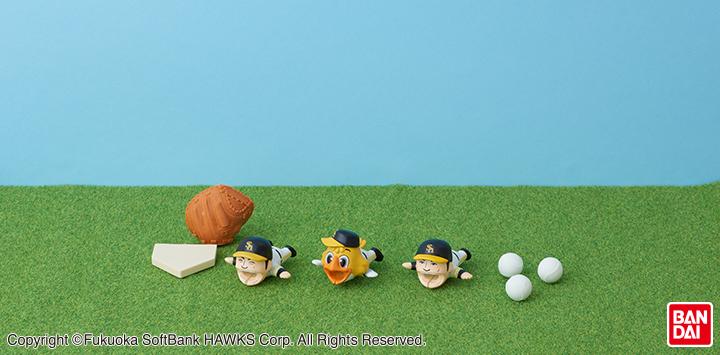 ケーブルバイト 福岡ソフトバンクホークス 使用イメージ03