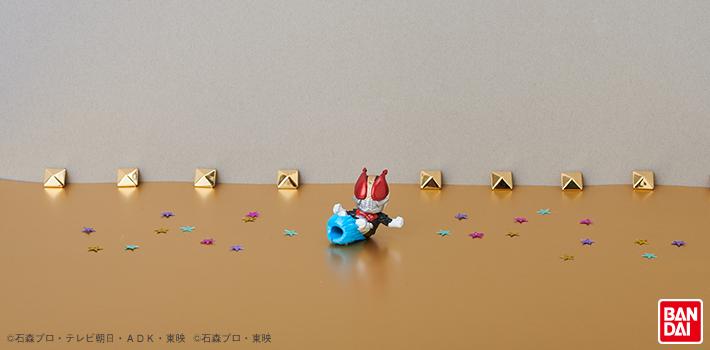 ケーブルバイト 仮面ライダー ライダーキック Ver. 仮面ライダー電王 使用イメージ01