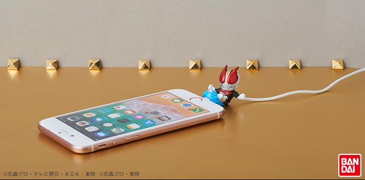 ケーブルバイト 仮面ライダー ライダーキック Ver. 仮面ライダー電王 使用イメージ02