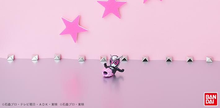 ケーブルバイト 仮面ライダー ライダーキック Ver. 仮面ライダージオウ 使用イメージ01