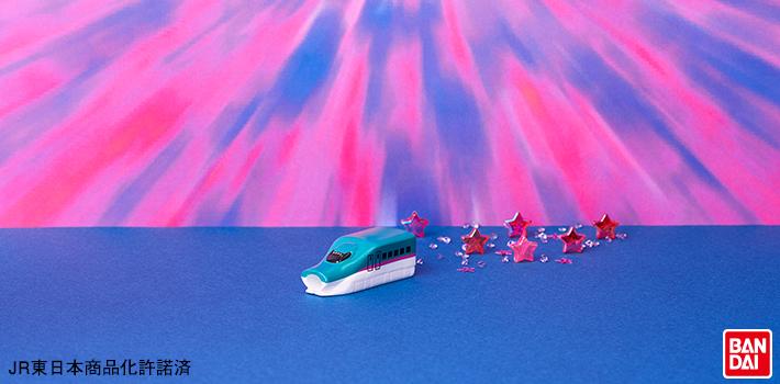 ケーブルバイト 新幹線 使用イメージ01